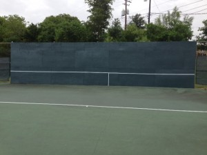Tennis Backdrop Complete