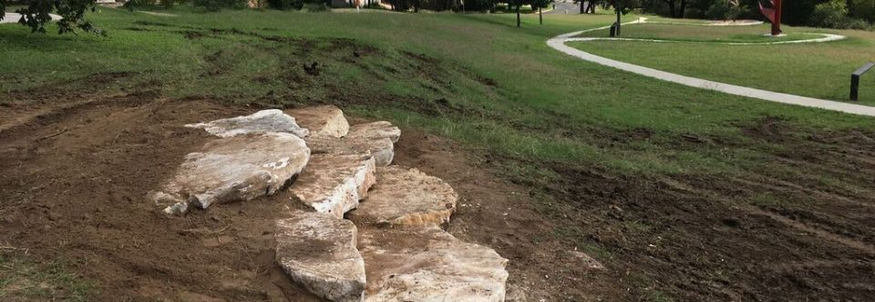 Amphitheater at Perry Park- Eagle Scout Project